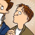 Constantin-Film: (K)ein Bund für's Leben Cartoons 1/10