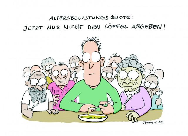 IHK Bremen: Altersbelastungsquote