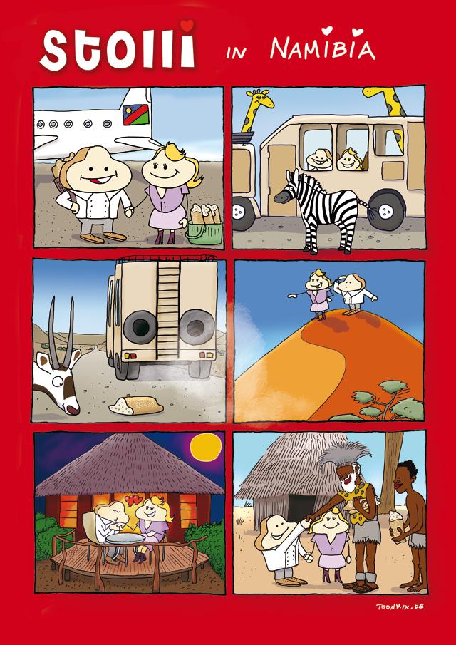 Bäckerei Zinke Comic #5