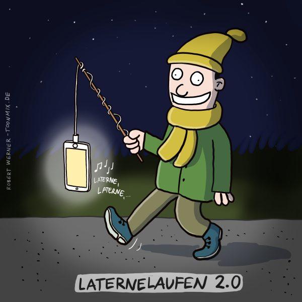 Laternelaufen 2.0