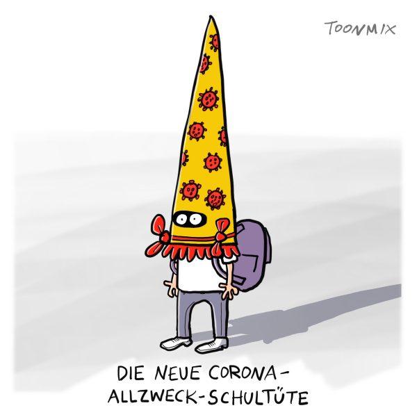 Corona Schultüte