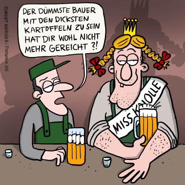 Dümmster Bauer